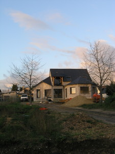 D. CHAPLET Architecte : architecture traditionnelle