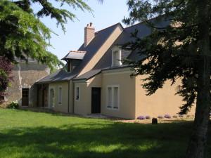 D. CHAPLET Architecte : pavillon neuf