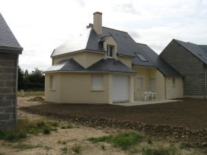 D. CHAPLET Architecte : pavillon moderne