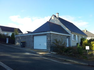 Extension d'habitation - garage